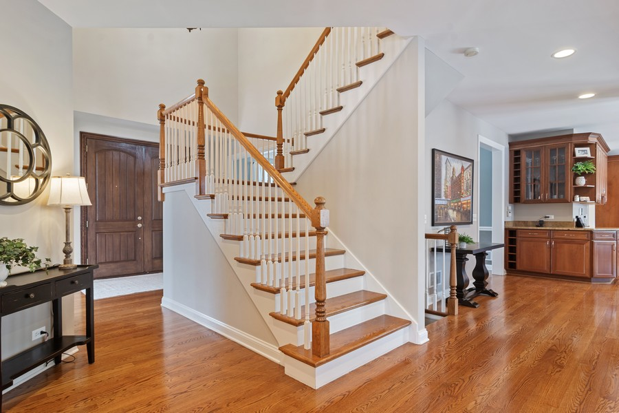 Real Estate Photography - 770 John Ct, Lake Zurich, IL, 60047 - Foyer