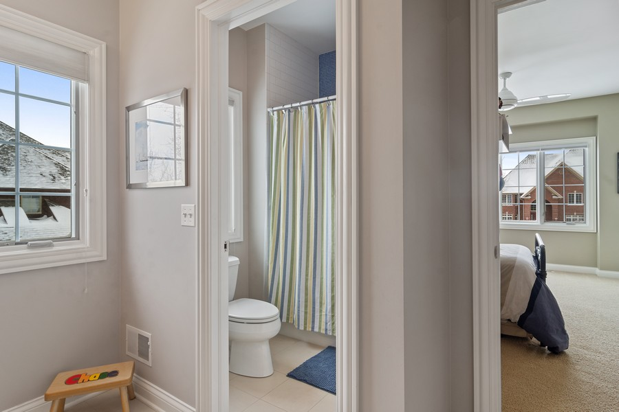 Real Estate Photography - 770 John Ct, Lake Zurich, IL, 60047 - Bathroom