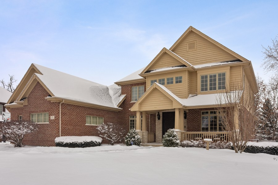 Real Estate Photography - 770 John Ct, Lake Zurich, IL, 60047 - Front View