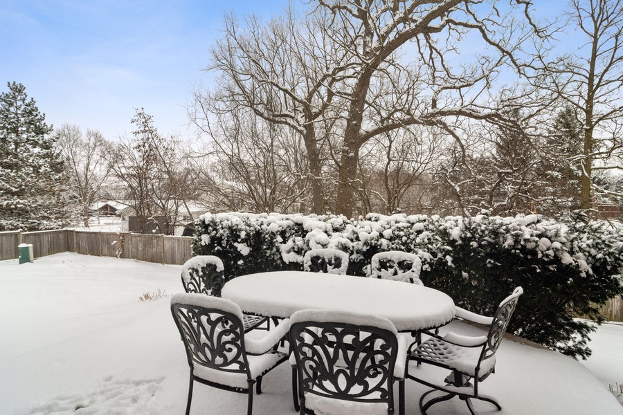 Real Estate Photography - 770 John Ct, Lake Zurich, IL, 60047 - Patio