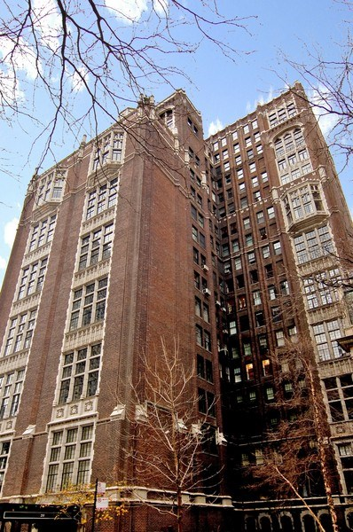 Real Estate Photography - 20 E Cedar, Unit 10C, Chicago, IL, 60611 - Front View