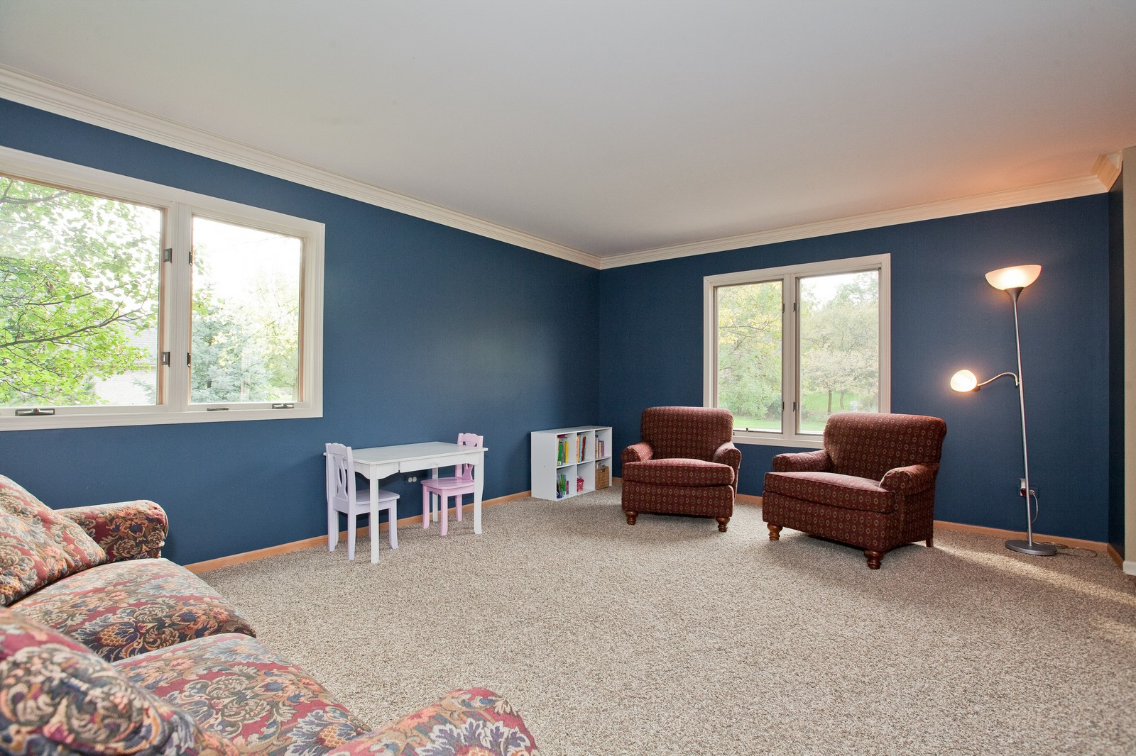 Real Estate Photography - 1031 W. 119th St, Lemont, IL, 60439 - Living Room