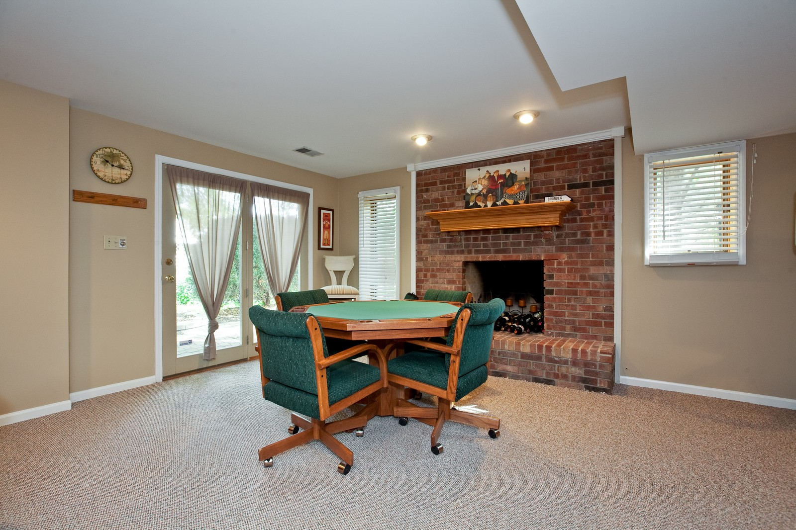 Real Estate Photography - 1031 W. 119th St, Lemont, IL, 60439 - Recreational Area