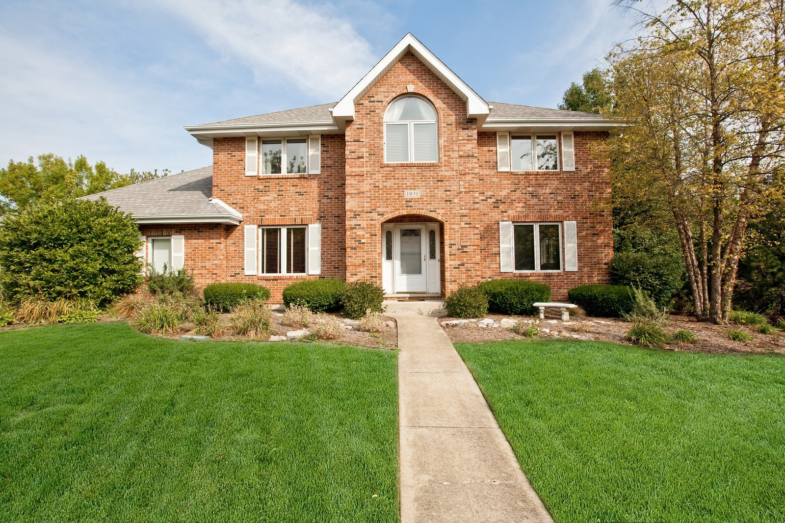 Real Estate Photography - 1031 W. 119th St, Lemont, IL, 60439 - Front View