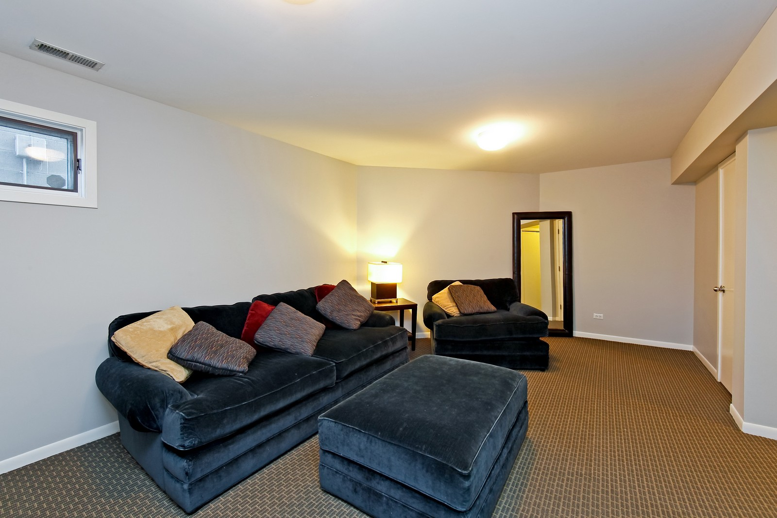 Real Estate Photography - 915 N. Racine Ave, 1NW, Chicago, IL, 60622 - Lower Level