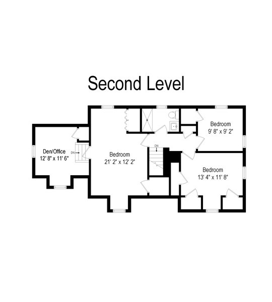 Real Estate Photography - 45 Lee Ave, East Williston, NY, 11596 - Floor Plan