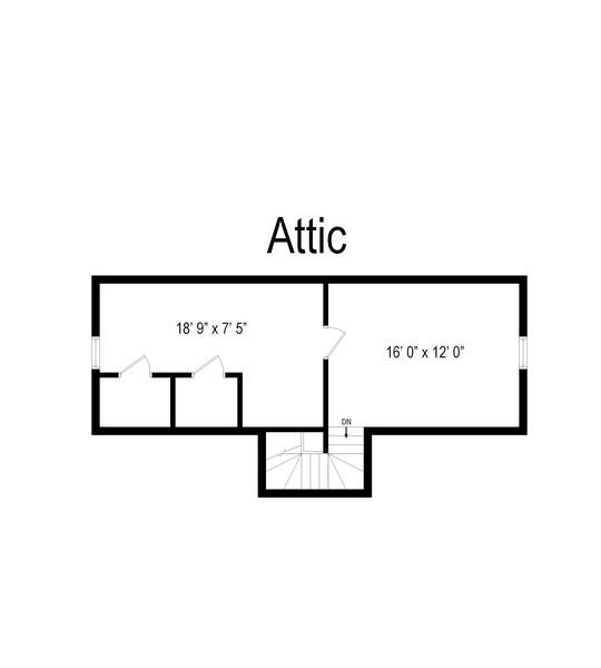 Real Estate Photography - 91 Stratford Rd, Rockville Centre, NY, 11570 - Floor Plan