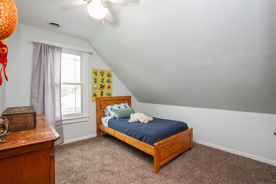 Real Estate Photography - 11337 S Fairfield, Chicago, IL, 60655 - 3rd Bedroom