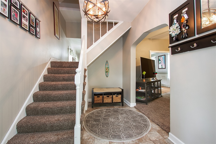 Real Estate Photography - 11337 S Fairfield, Chicago, IL, 60655 - Foyer