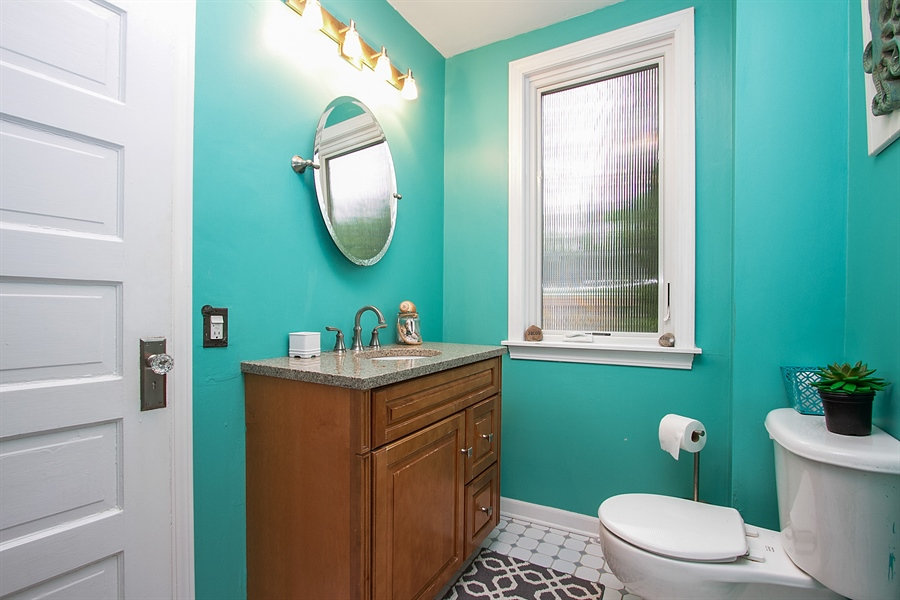 Real Estate Photography - 11337 S Fairfield, Chicago, IL, 60655 - Bathroom