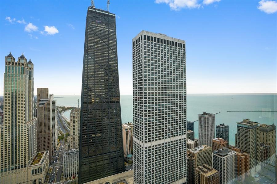 Real Estate Photography - 161 E Chicago Ave, Unit 52F, Chicago, IL, 60611 - View