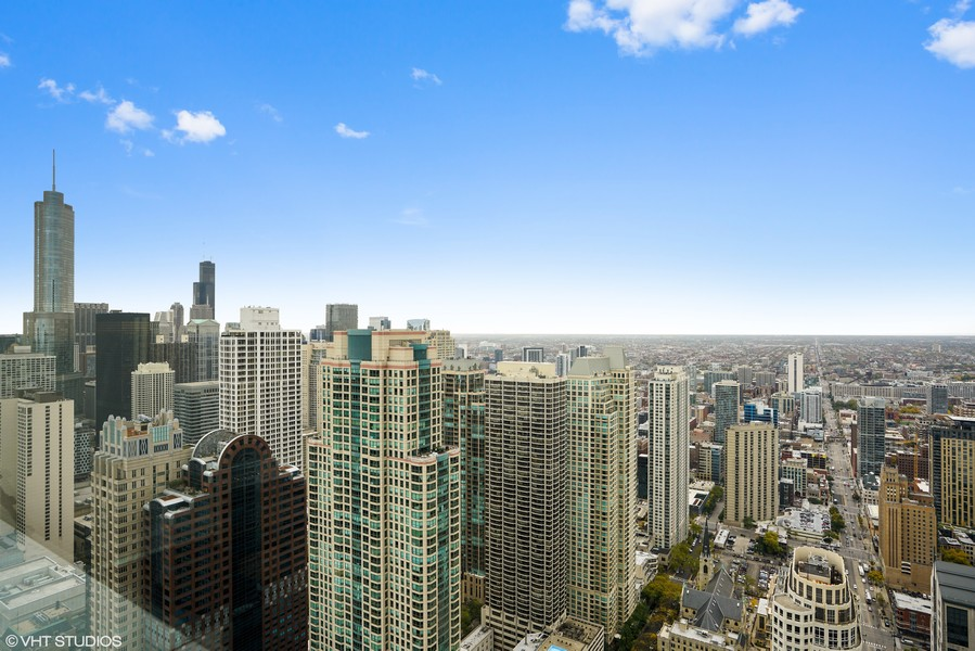 Real Estate Photography - 161 E Chicago Ave, Unit 52F, Chicago, IL, 60611 -