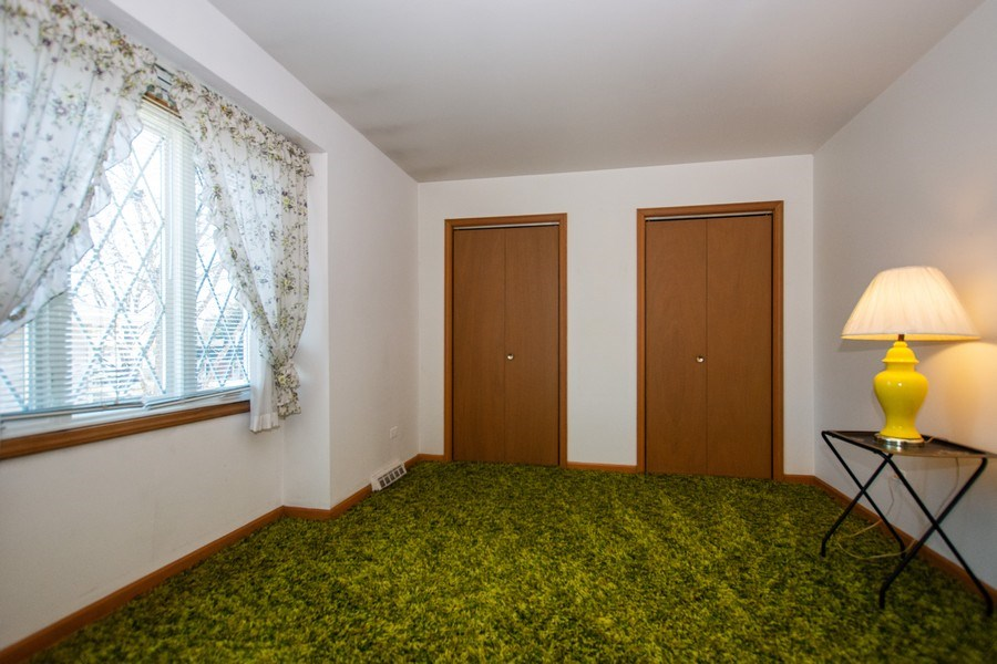 Real Estate Photography - 18W155, BELAIRE, DARIEN, IL, 60561 - Bedroom