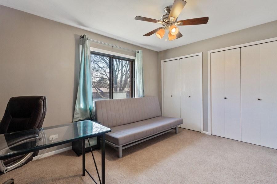 Real Estate Photography - 2212 Wharf Dr Apt 2107, Woodridge, IL, 60517 - Bedroom