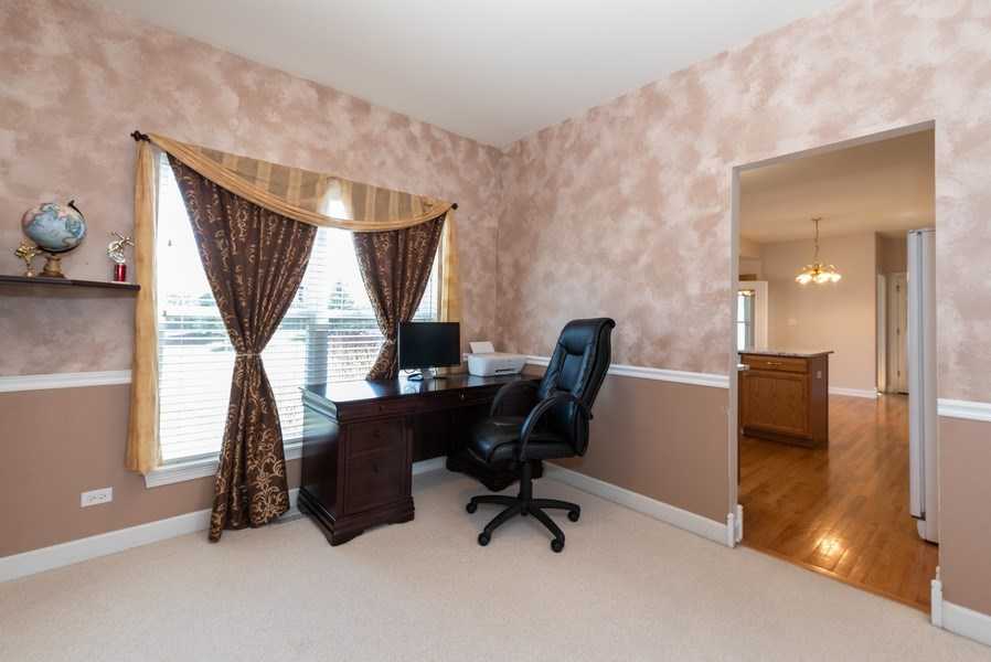 Real Estate Photography - 141 Hearthstone Dr, Bartlett, IL, 60103 - Dining Room