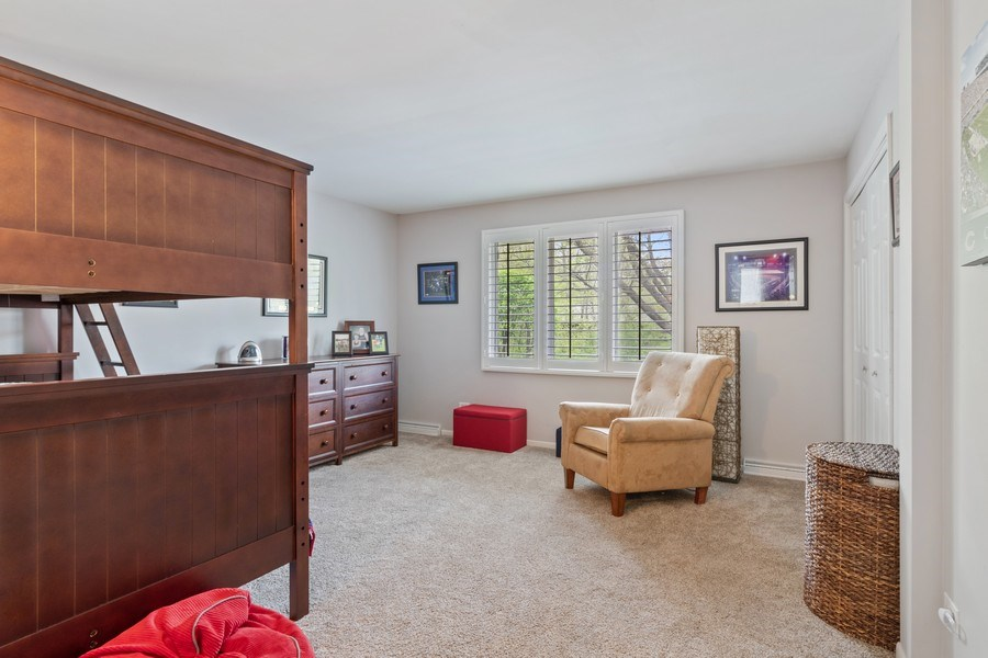Real Estate Photography - 16660 Manitou Rd, Homer Glen, IL, 60491 - Bedroom