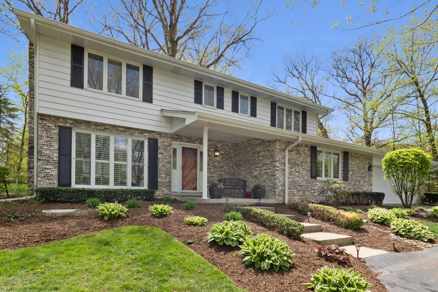 Real Estate Photography - 16660 Manitou Rd, Homer Glen, IL, 60491 - Front View