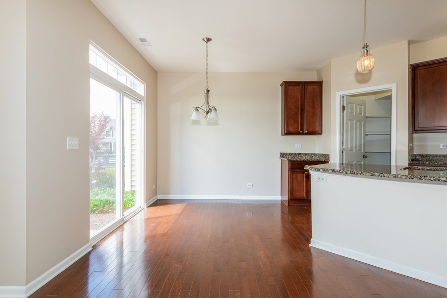 Real Estate Photography - 1271 Church Court, Aurora, IL, 60502 - Dining Room