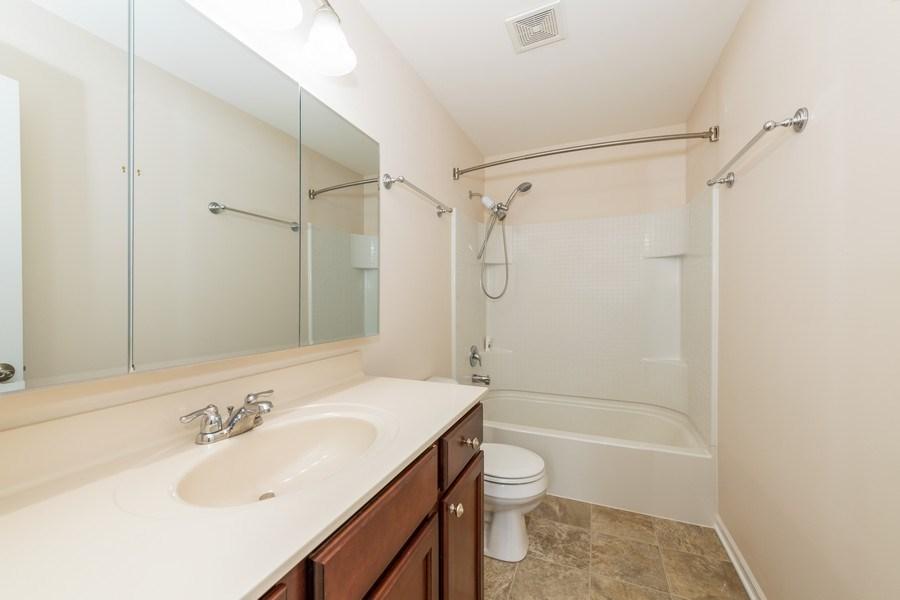 Real Estate Photography - 1271 Church Court, Aurora, IL, 60502 - Bathroom