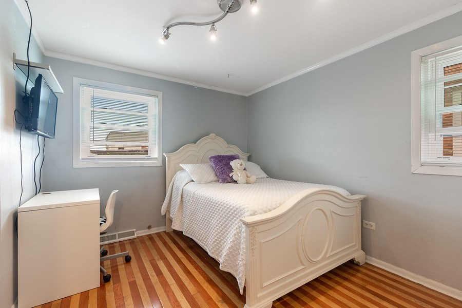 Real Estate Photography - 5943 S PARKSIDE, Chicago, IL, 60638 - 3rd Bedroom