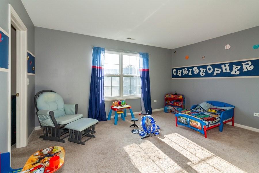 Real Estate Photography - 261 Hanburg Ln, Bolingbrook, IL, 60440 - 4th Bedroom