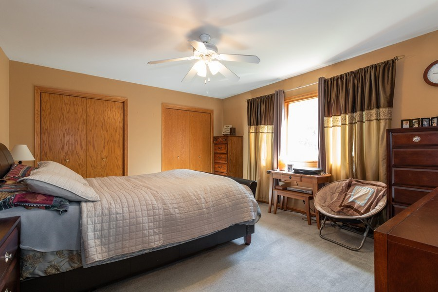 Real Estate Photography - 8909 Kilkenny Drive, Darien, IL, 60561 - Bedroom