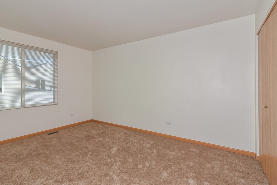 Real Estate Photography - 26 Harmony Ln., Romeoville, IL, 60446 - 2nd Bedroom