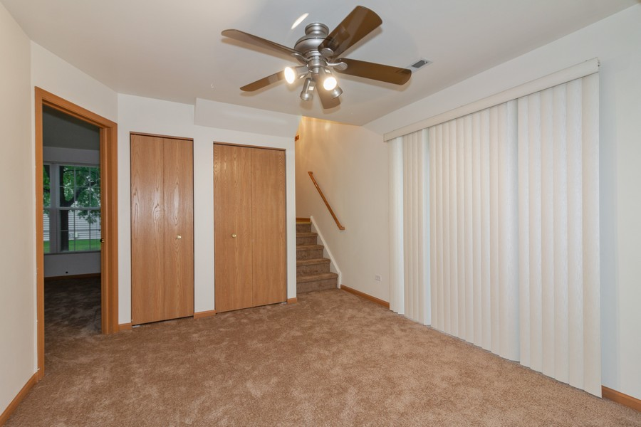 Real Estate Photography - 26 Harmony Ln., Romeoville, IL, 60446 - Family Room