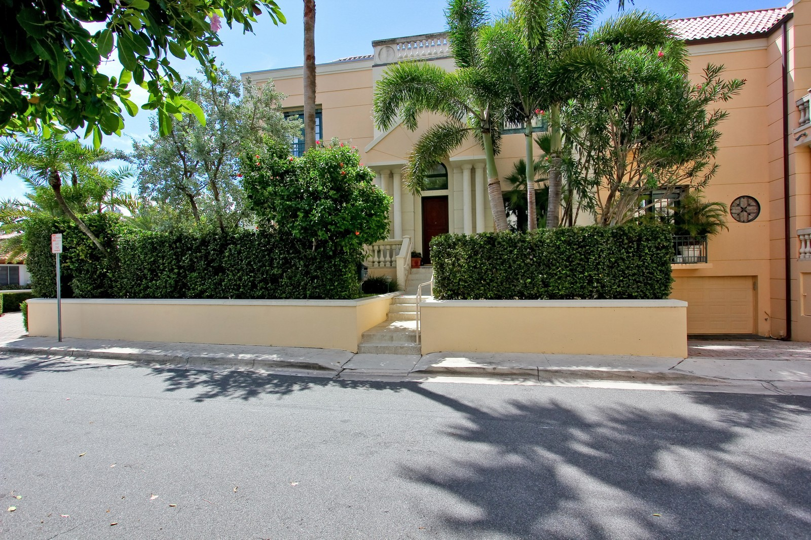 Real Estate Photography - 300 Atlantic Ave, Palm Beach, FL, 33480 - Front View