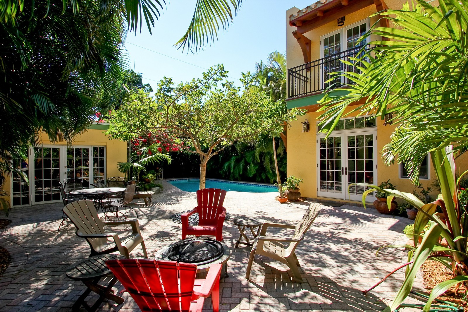 Real Estate Photography - 806 Flamingo Drive, West Palm Beach, FL, 33401 - Patio