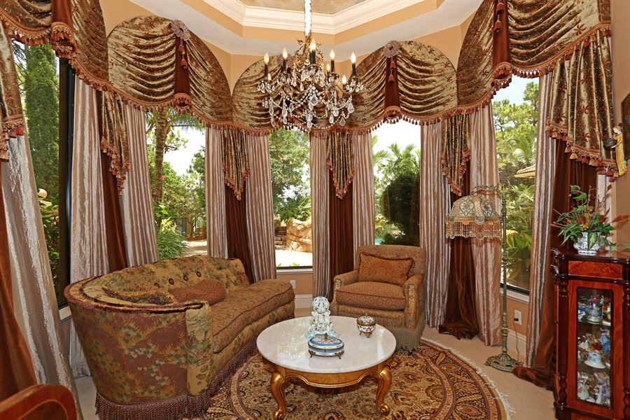 Real Estate Photography - 7730 Woodsmiur Dr, West Palm Beach, FL, 33412 - Master Bedroom