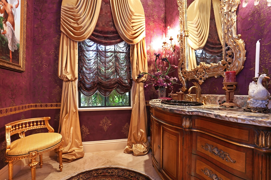 Real Estate Photography - 7730 Woodsmiur Dr, West Palm Beach, FL, 33412 - Bathroom