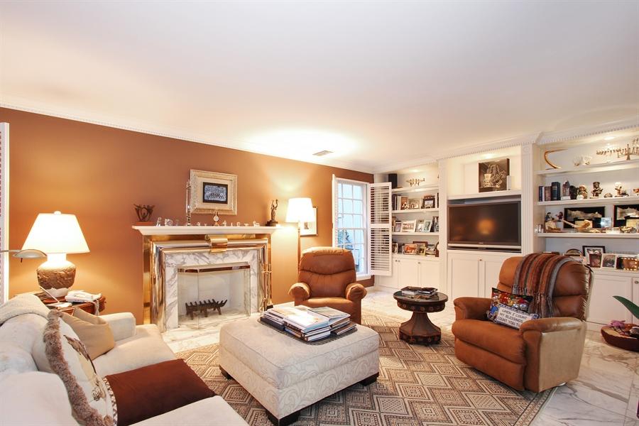 Real Estate Photography - 377 N Lake Way, Palm Beach, FL, 33480 - Den