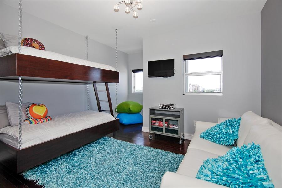 Real Estate Photography - 455 E Palmetto Park Rd, Unit 7W, Boca Raton, FL, 33432 - 2nd Bedroom
