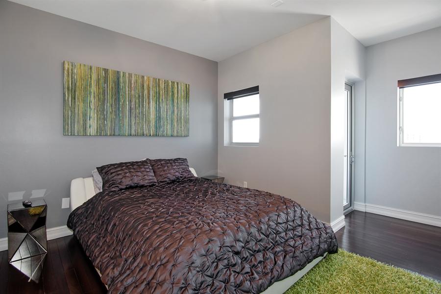 Real Estate Photography - 455 E Palmetto Park Rd, Unit 7W, Boca Raton, FL, 33432 - 3rd Bedroom