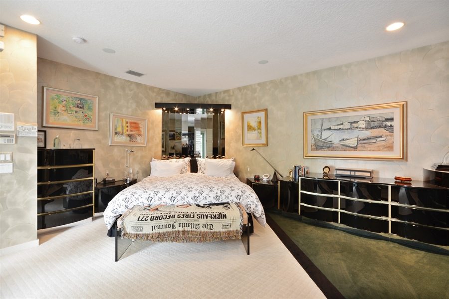 Real Estate Photography - 450 SW 17th St, Boca Raton, FL, 33432 - Master Bedroom