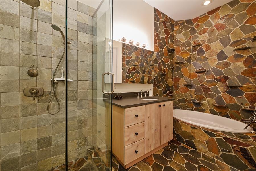 Real Estate Photography - 2900 Twin Oaks Way, Wellington, FL, 33414 - Master Bathroom