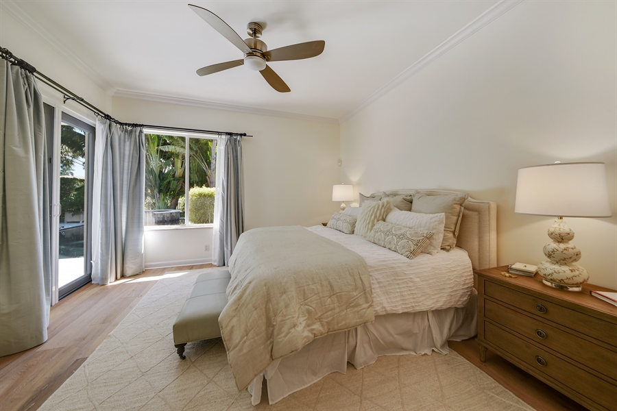 Real Estate Photography - 2900 Twin Oaks Way, Wellington, FL, 33414 - Master Bedroom
