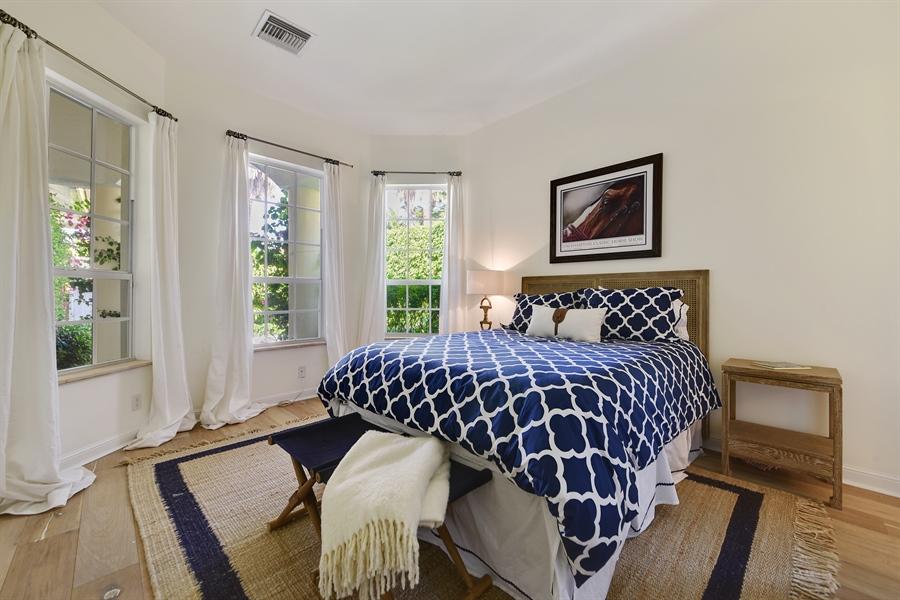 Real Estate Photography - 2900 Twin Oaks Way, Wellington, FL, 33414 - 2nd Bedroom