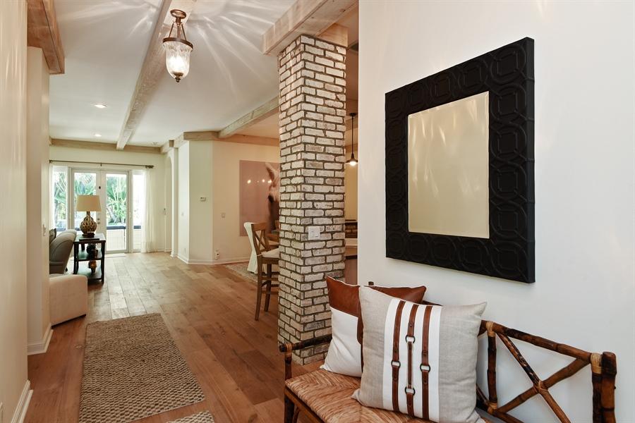Real Estate Photography - 2900 Twin Oaks Way, Wellington, FL, 33414 - Foyer