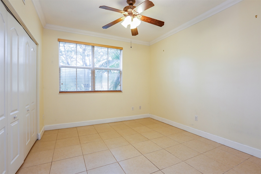 Real Estate Photography - 7604 SW 102nd St, 123, Pinecrest, FL, 33156 - 2nd Bedroom