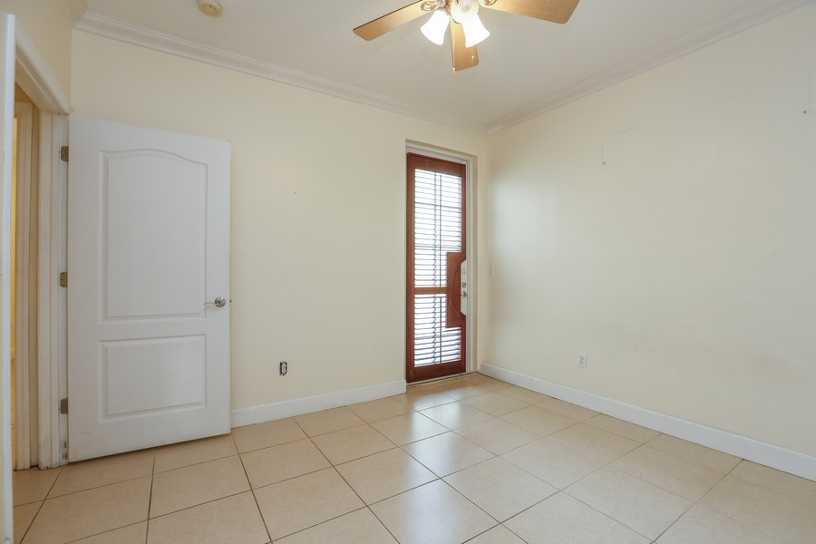 Real Estate Photography - 7604 SW 102nd St, 123, Pinecrest, FL, 33156 - 3rd Bedroom