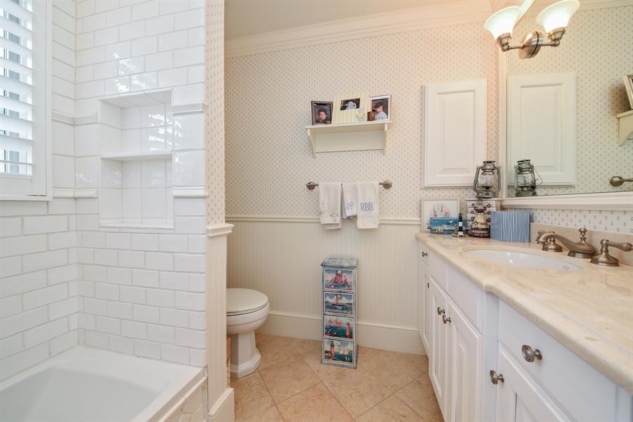 Real Estate Photography - 105 Casa Bendita, Palm Beach, FL, 33480 - 3rd Bathroom