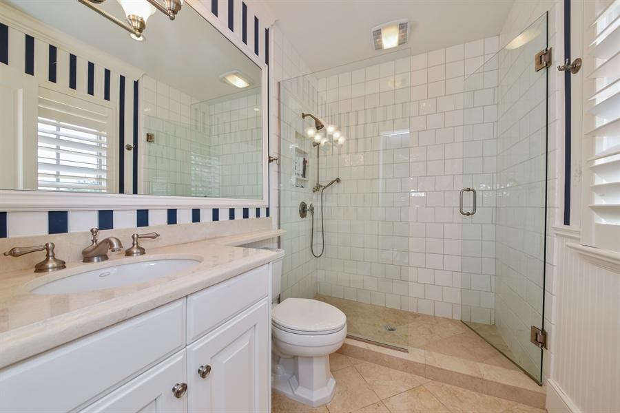 Real Estate Photography - 105 Casa Bendita, Palm Beach, FL, 33480 - 4th Bathroom
