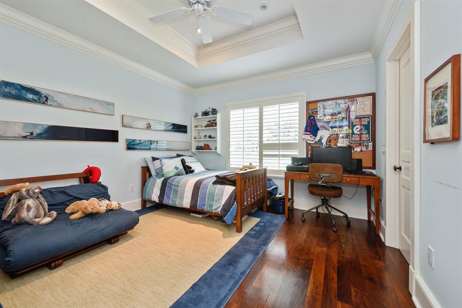 Real Estate Photography - 105 Casa Bendita, Palm Beach, FL, 33480 - 3rd Bedroom