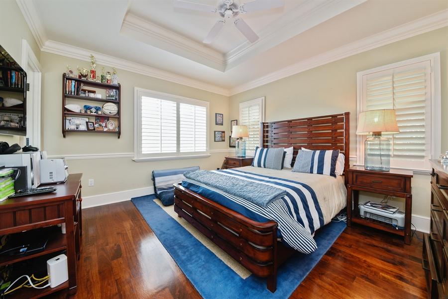 Real Estate Photography - 105 Casa Bendita, Palm Beach, FL, 33480 - 4th Bedroom