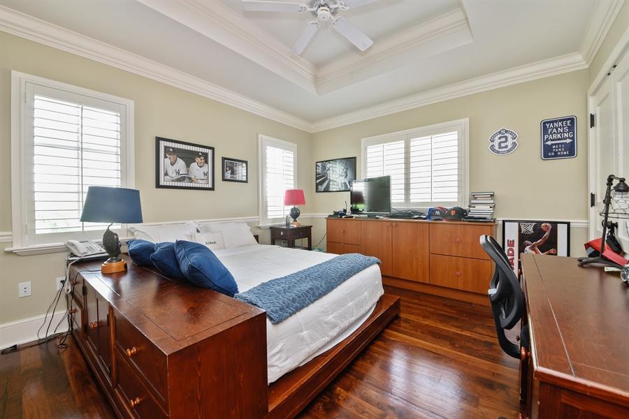 Real Estate Photography - 105 Casa Bendita, Palm Beach, FL, 33480 - 5th Bedroom