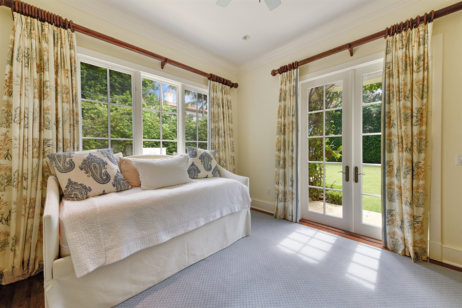 Real Estate Photography - 105 Casa Bendita, Palm Beach, FL, 33480 - Bedroom