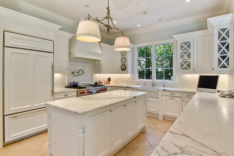 Real Estate Photography - 105 Casa Bendita, Palm Beach, FL, 33480 - Kitchen