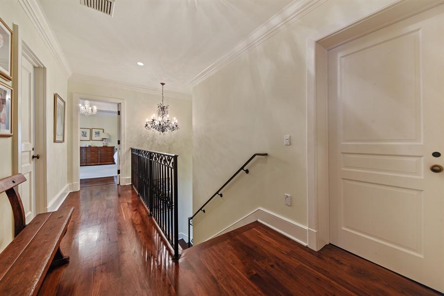 Real Estate Photography - 105 Casa Bendita, Palm Beach, FL, 33480 - Hallway